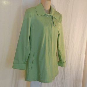 Trendy Trench Rain Coat by Esprit Size M